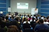 Evento reuniu a classe empresarial de Naviraí e teve José Carlos Parpinelli Junior, professor universitário e advogado trabalhista, como palestrante (Foto: Divulgação)