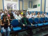 Palestra foi ministrada no anfiteatro da ACEN (Foto: Divulgação)