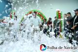 Sorteio da Promoção Natal Encantado 2017 da ACEN (Foto: Folha de Naviraí/Jr Lopes)
