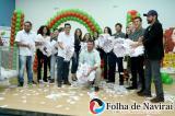 Promoção Natal Encantado da ACEN superou as expectativas (Foto: Folha de Naviraí/Jr Lopes)