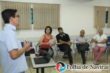 Pesquisa sobre perfil e hábitos de compra dos consumidores de Naviraí foi apresentada na ACEN (Foto: Folha de Naviraí/Jr Lopes)