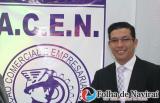 Mário Nelvo é o atual presidente da ACEN (Foto: Folha de Naviraí/Jr Lopes)