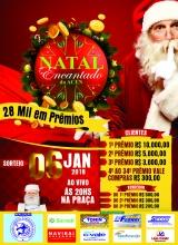 Poster e cupons Natal Encantado ACEN
