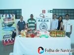 ACEN e Gazin entregam alimentos para duas entidades de Naviraí