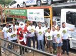 Carreata da Promoção Natal Premiado da FAEMS passa por Naviraí