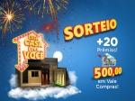 ACEN REALIZA SORTEIO DE UMA CASA MAIS 19.000,00