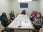Escolas Particulares reúnem com o Presidente da Acen